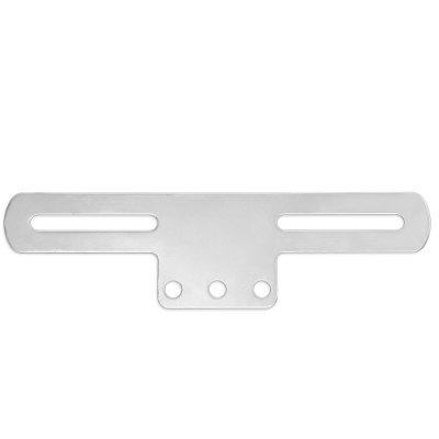 License Plate Bracket Iron
