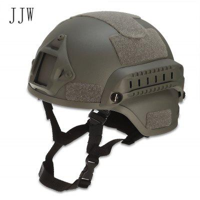 JJW Tactical Helmet Military Mich Head Protector