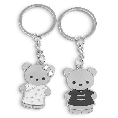 Couple Keyring