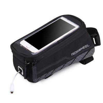 Roswheel Bike Front Tube Phone Bag
