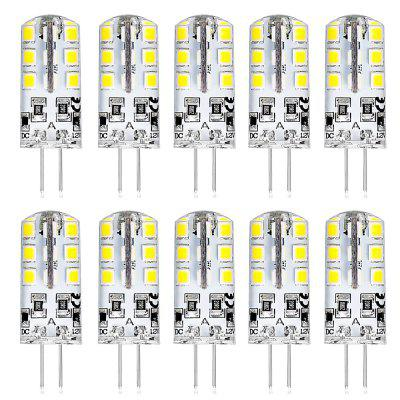 10pcs 1.8 - 2.2W G4 LED Lamp