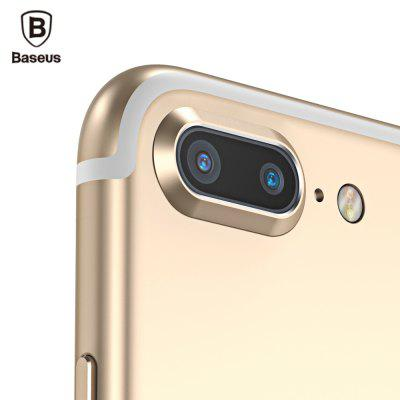 Baseus Paste Type Metal Lens Protector Ring for iPhone 7 Plus
