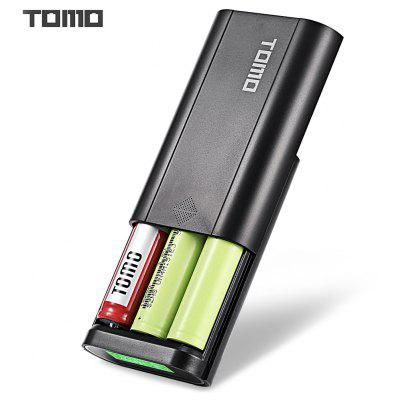 TOMO T3 3 x 18650 Li-ion Battery DIY Smart Power Charger