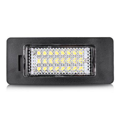 2PCS LED License Plate Light