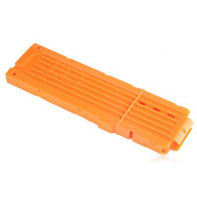 18 Shots Children Plastic Quick Reload Clip