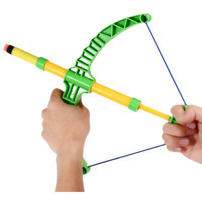 Kids Soft Bullet Gun Bow and Arrow Set