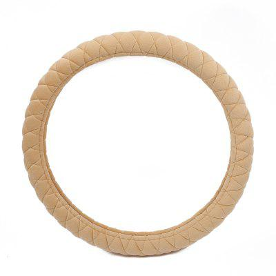 38CM Car Plush Steering Wheel Cover