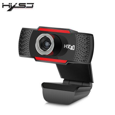 HXSJ S30 USB 1 Megapixel HD Camera Webcam