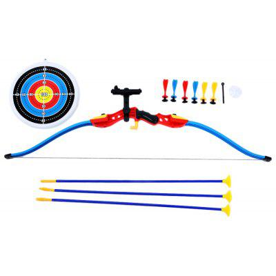 Hongxiang Kids Bow and Arrow Shooting Set