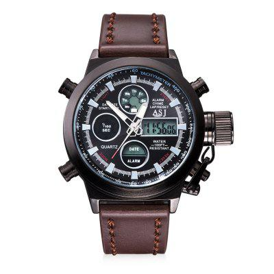 ASJ B107 Men Dual Movt Watch