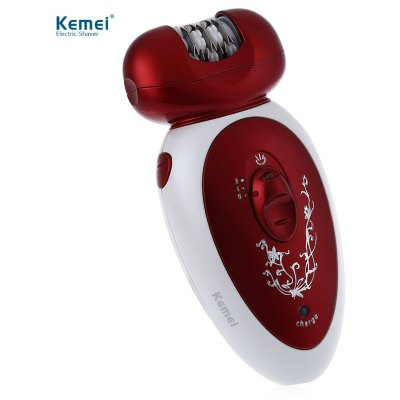 Kemei KM - 3048 Rechargeable Electric Epilator