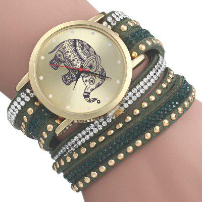 Woman Bracelet Quartz Watch