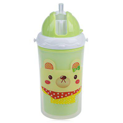 Bobei Elephant  Kids Cute Cartoon Printed Water BottleFeeding<br>Bobei Elephant  Kids Cute Cartoon Printed Water Bottle<br><br>Item Type: Bottles<br>Material: PP/Plastic<br>Mouth Size: Big Mouth<br>Package Content: 1 x Bottle<br>Package size (L x W x H): 8.00 x 8.00 x 18.00 cm / 3.15 x 3.15 x 7.09 inches<br>Package weight: 0.1980 kg<br>Product size (L x W x H): 7.00 x 6.00 x 17.50 cm / 2.76 x 2.36 x 6.89 inches<br>Product weight: 0.1500 kg<br>Shape/Pattern: Animal