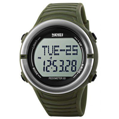 Skmei 1111 Multifunctional Heart Rate Tracking Watch