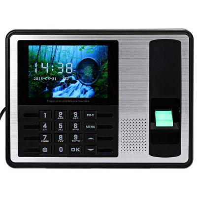 Danmini A7 - T Biometric Fingerprint Time Attendance Clock