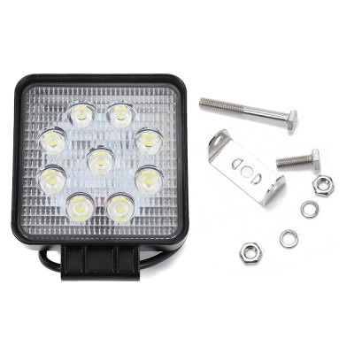 27W Car LED Off-road Work Light