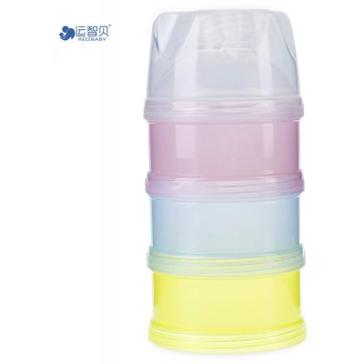 REIZBABY PP BPA Free Multilayer Baby Milk Powder Grid
