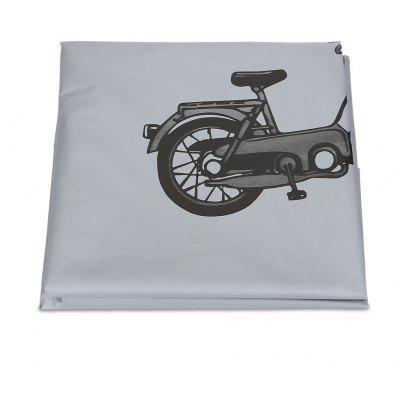 Electric Motorcycle Cover Waterproof Bike Bicycle Protector