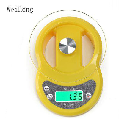 WeiHeng WH - B16L 7kg / 1g Electronic Kitchen Scale