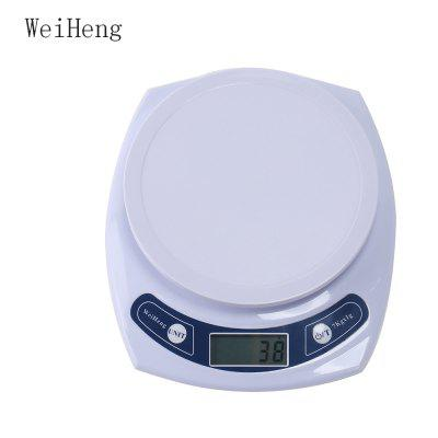 WeiHeng WH - B06 7kg / 1g Electronic Kitchen Scale