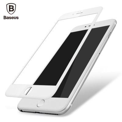 Baseus 3D Tempered Glass Soft Edge PET Film for iPhone 6 / 6S