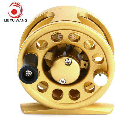 LIE YU WANG Fly Fish Reel Wheel