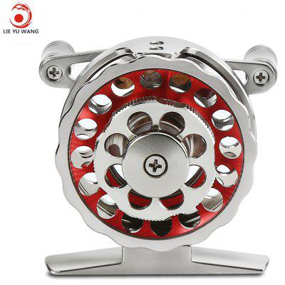 LIE YU WANG 2BB 2.6:1 Aluminum Alloy Fly Fish Reel