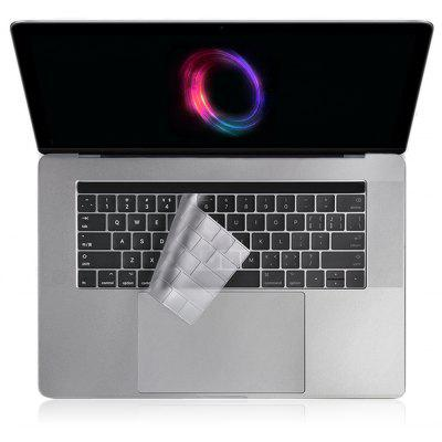SSIMOO Ultra Thin Universal Transparent Laptop Keyboard Protective Film Skin for MacBook Pro 13 / 15 inch