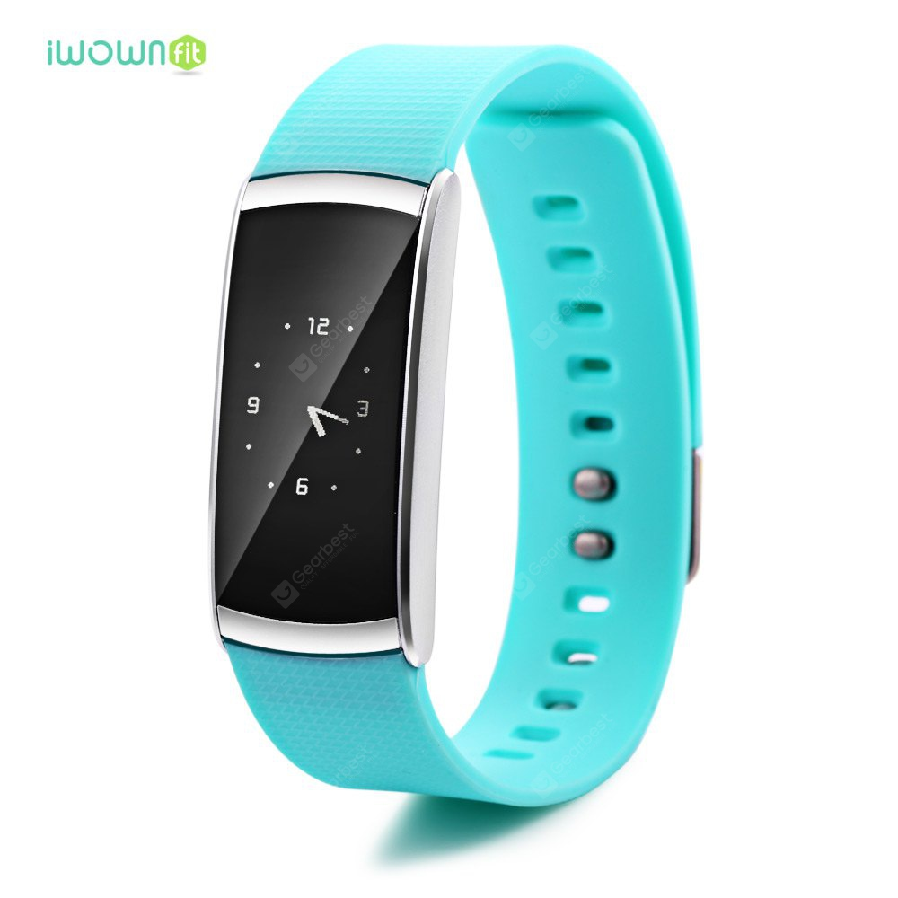 iWOWNfit i6 Pro Roll Band Smart Bracelet
