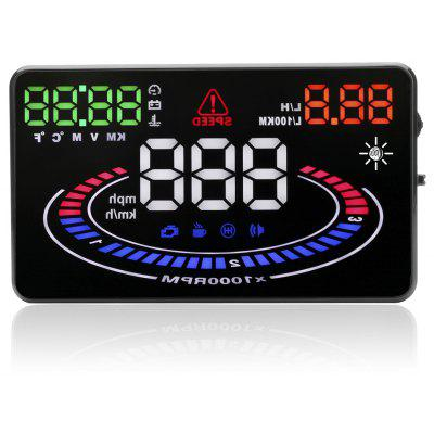 E300 Upgrade Version Car HUD Head Up Display