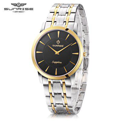 SUNRISE DM769SWA Male Quartz Watch