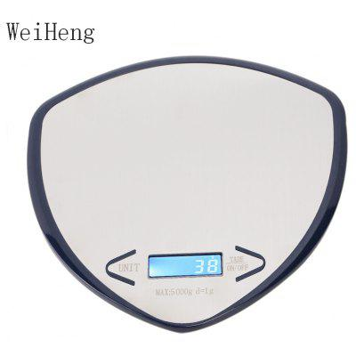 WeiHeng WH - B19L 5kg / 1g Backlight Digital LCD Electronic Scale