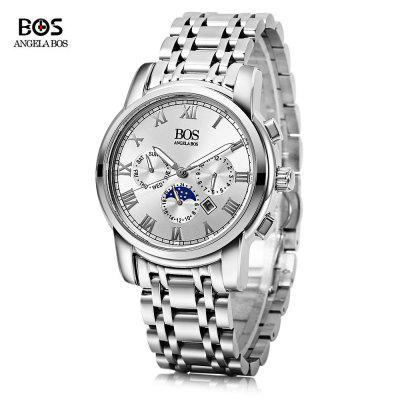Angela Bos 8008G Men Quartz Watch