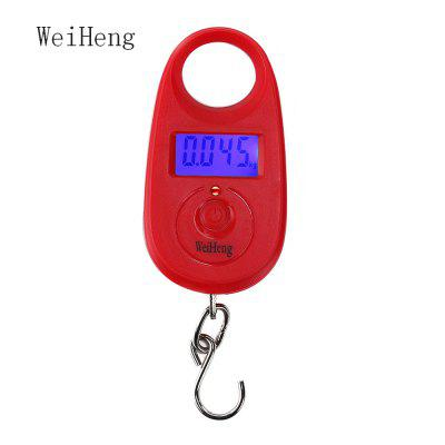 WeiHeng WH - A11 25kg / 5g Portable Digital Luggage Scale