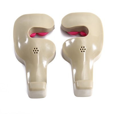 2pcs Car Portable Seat Hook