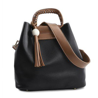 Guapabien Women PU Bucket Bag
