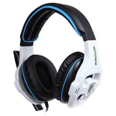 Sades SA  -  903 Stereo 7.1 Surround Pro USB Gaming Headset with Mic Headband Headphone for PC Laptop