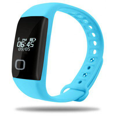 T1S Dynamic Heart Rate Tracker Smart Bracelet