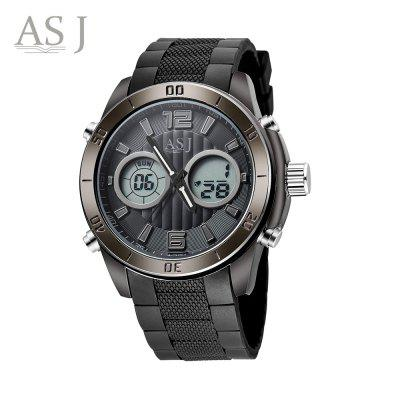 ASJ B118 Male Dual Movt Watch