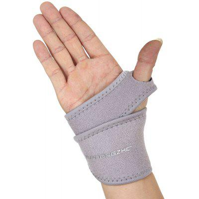 YUNDONGZHE Wrist Palm Wrap Glove Support for Sports