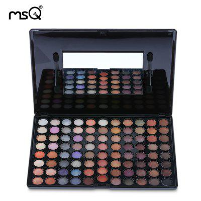 MSQ 88 Color Eye Shadow Box