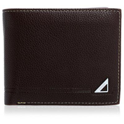Men Three Fold Wallet