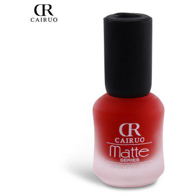 CR 15ml Quick-dry Matte Nail Polish