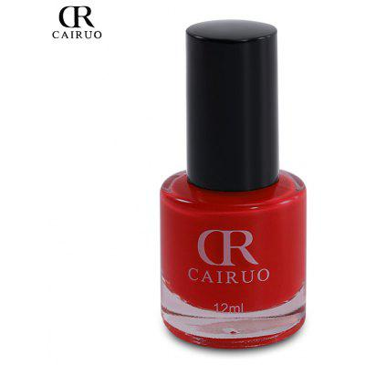 CR 12ml Long Lasting Non-toxic Nail Polish