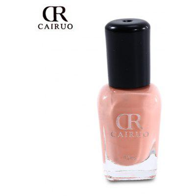 CR 12ml Non-toxic Durable Nail Polish