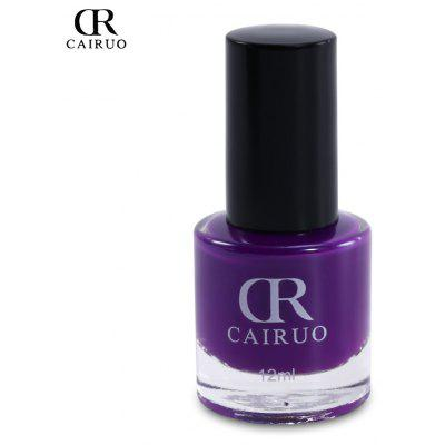 CR 12ml Non-toxic Temperature Control Nail Polish