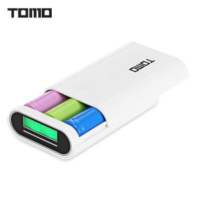 TOMO M3 3 x 18650 Li-ion Battery DIY Smart Power Charger