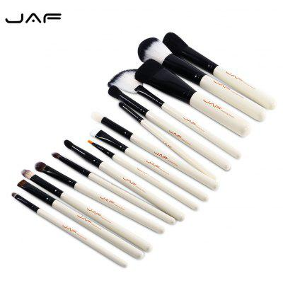 JAF 15pcs Makeup Brush Set