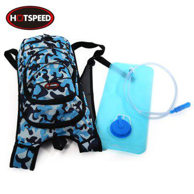 HOTSPEED 12L Ultralight Cycling Bag with 2L Water Bag