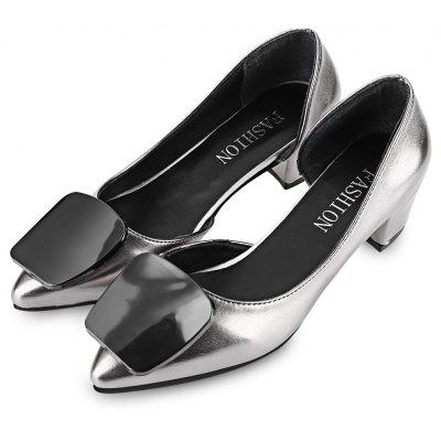 Women Thick Heel Shoes